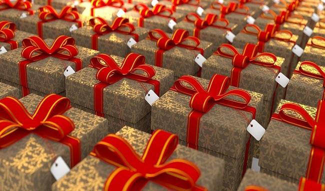 Kerstpakketten voor collega's